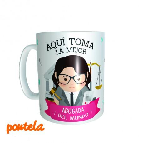 Mugs Personalizado Abogada