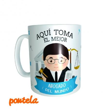 Mugs Personalizado Abogado