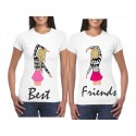 Camisetas estampadas o personalizadas
