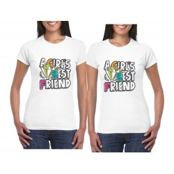 Camisetas estampadas GIRL´S