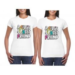 Camisetas estampadas  GIRL´S