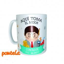 Mugs Personalizado contador